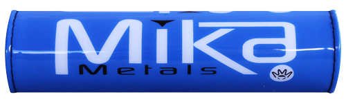 Mika Metals PW bar pad blue