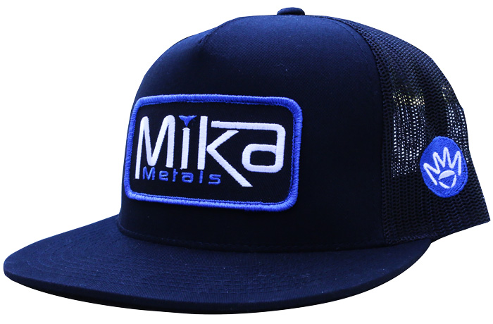 Mika Metals Mika Patch Hat